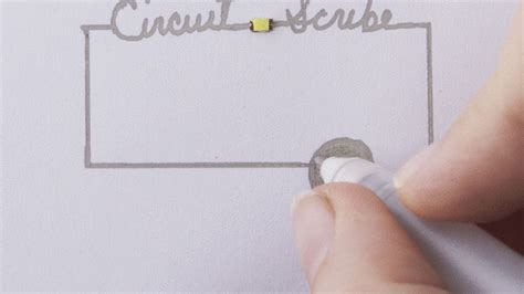 Rollerball Pen Turns Doodles Into Working Circuits The Verge