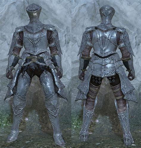 best armor souls 2 the ruin sentinels look a lot like eleum loyce knights