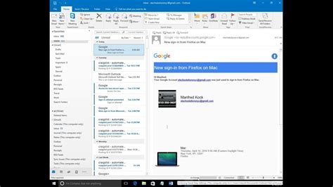 How To Search Archived Emails In Outlook How To Archive Emails On Outlook 2013 And 2016