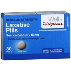 walgreens laxative pills walgreens