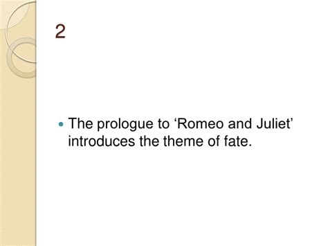 theme of romeo and juliet in one sentence structuring paragraphs properly