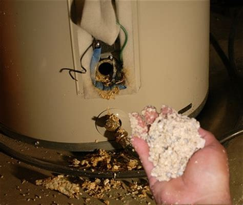 water heater sediment build up water heater repair trouble shooting guide for gas fired