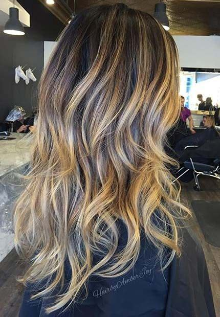 balayage hair que es que es balayage highlights