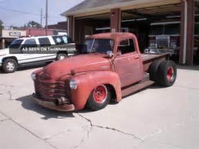 1952 chevrolet rat rod truck