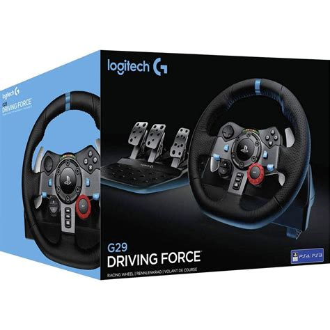 logitech volante ps3 lenkrad logitech gaming g29 driving pc playstation