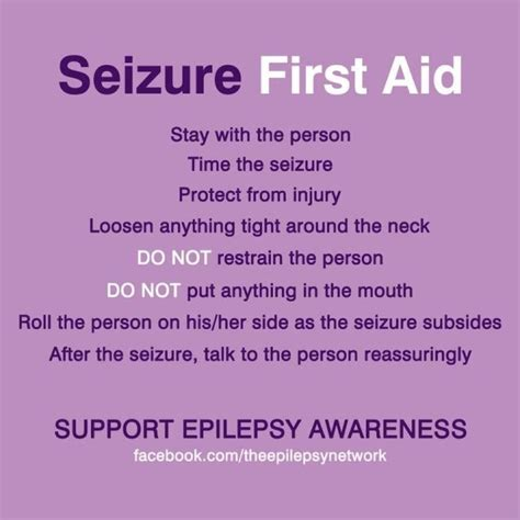 what to do after your has a seizure 12 best images about epilepsy on aid we and libraries