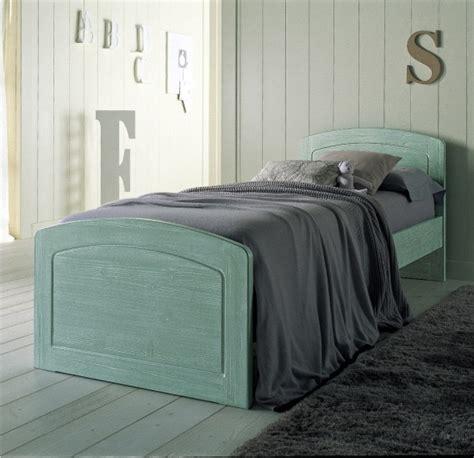 letti singoli in legno massello letto armonia letti singoli in legno massello