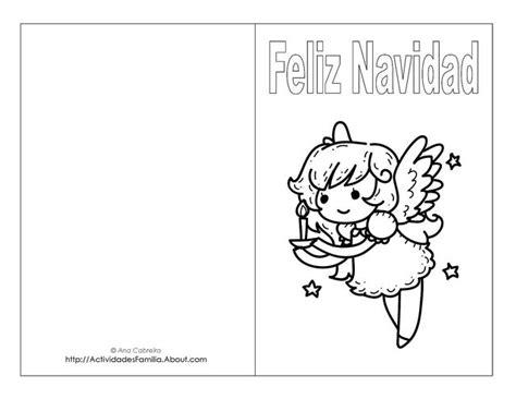 juegos de tarjetas de navidad para colorear imprimir y pintar tarjetas de navidad para imprimir y colorear