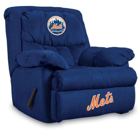new york mets recliner mets leather recliner mets easy chair