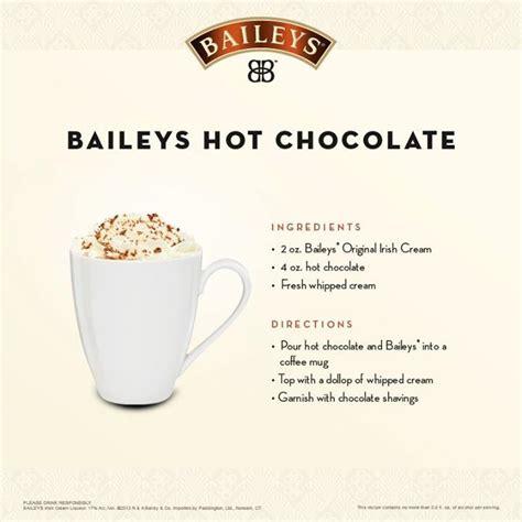 godiva chocolate baileys bailey chocolate bailey s drinks recipes pinterest