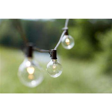 Patio Lights Home Depot Rope And String Lights Outdoor Specialty Lighting