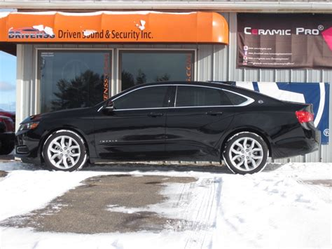 2014 chevy impala remote start chevy impala window tint and remote start for marquette client