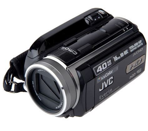 Jvc 2007 High Definition Everio Camcorder by Jvc Everio 40gb Disk Drive High Definition Camcorder