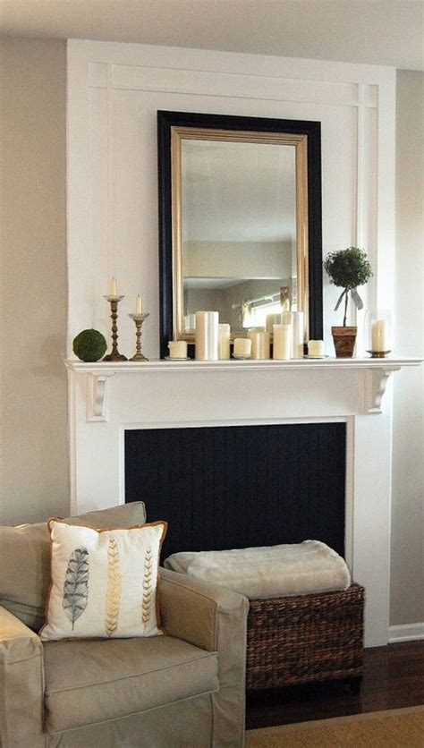 Bedroom Mantel Decorating Ideas by How To Choose Faux Fireplace Faux Fireplace Design Idea