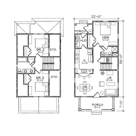 the ansley floor plan ansley i bungalow floor plan tightlines designs