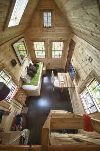 Tiny Homes Interior Pictures Malissas Perfect Retreat 1