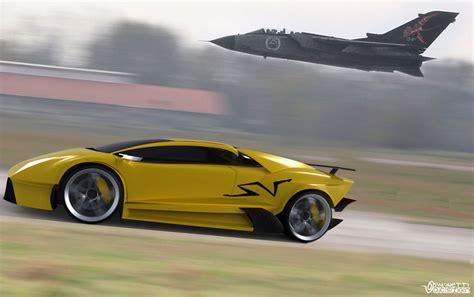 Lamborghini Murcielago Generation Lamborghini Murcielago Next Generation Concept Study