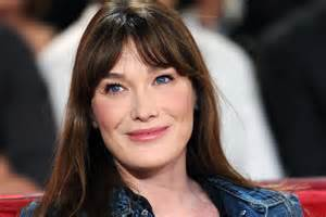 bruni löbel carla bruni sings to crowd husband in ny page six