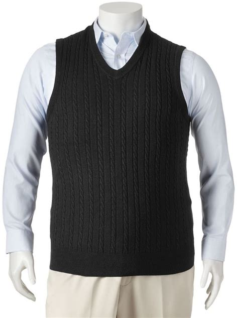 cable knit sweater vest dockers cable knit sweater vest big where to buy