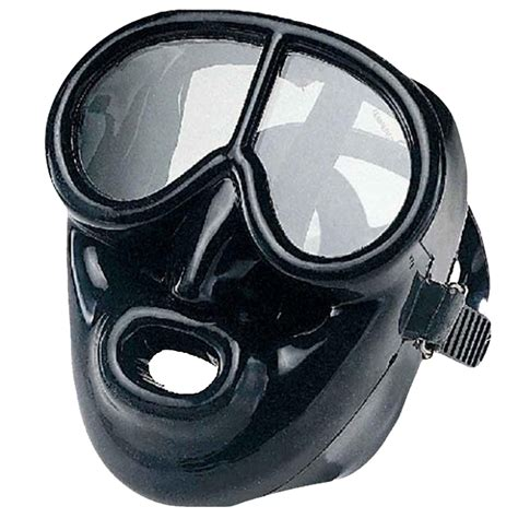 dive mask ist mask black silicone scuba diving dive mask