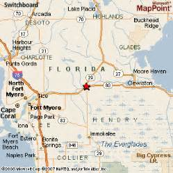 Labelle Florida Map by Labelle Florida
