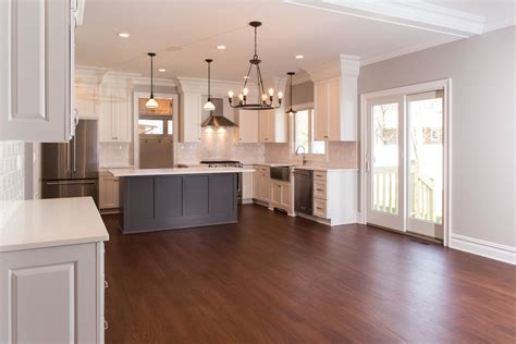 neutral paint color for open floor plan