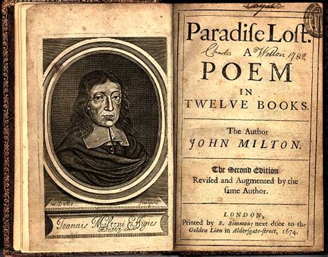 paradise lost books the books paradise lost by milton the