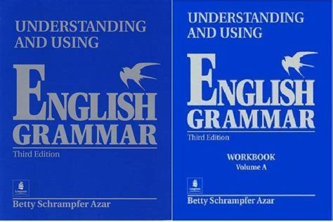 Understanding And Grammar Second Edition Betty Azar reference resources fu library and information center