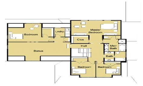 make a floor plan modern house very modern house plans modern house design floor plans