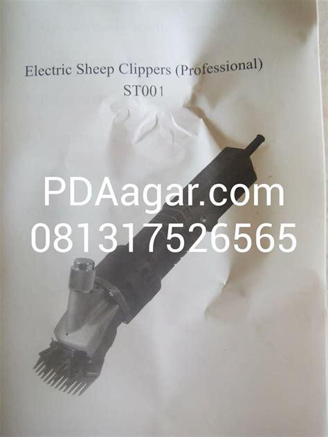 Alat Cukur Bulu Domba Manual jual alat cukur bulu domba dan kambing pda agar alat
