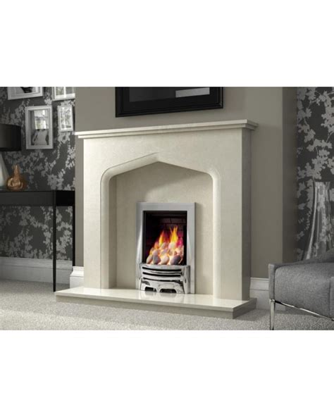 j r hill sandon micro marble fireplace