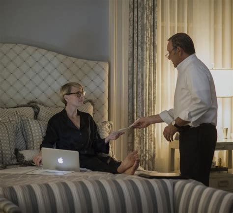 house of cards buy buy claire underwood s silk pajamas from house of cards instyle com