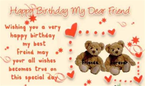 Happy Birthday Wish For Friend Happy Birthday Dear Friend Top 85 Funny Birthday Wishes