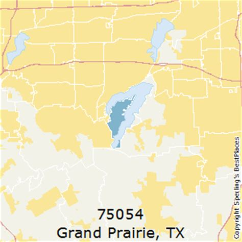 grand prairie texas map best places to live in grand prairie zip 75054 texas