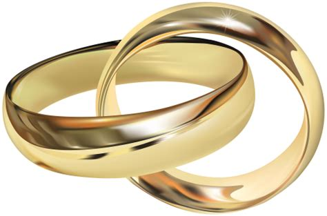 Wedding Ceremony No Rings by Wedding Rings Png Clip Best Web Clipart