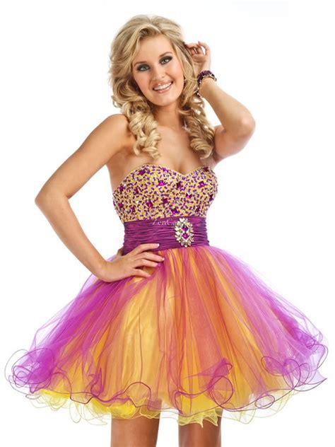 colorful prom dresses colorful dresses dress fa