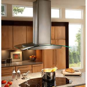kitchen island range hoods range hoods broan elite ei59 series island mount glass