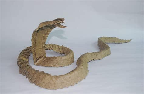 Origami Cobra - origami snake cobra driverlayer search engine