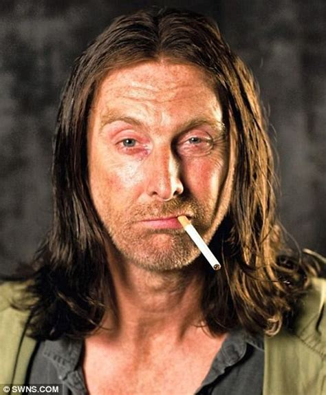 that looks like frank gallagher shameless family disturb burglar as they return home and release efit that