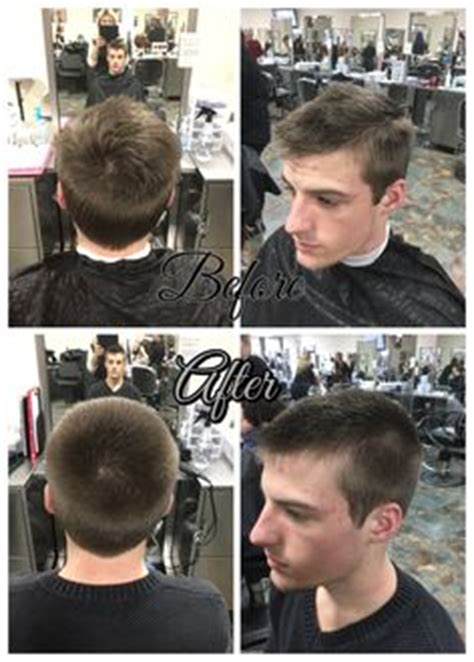 8 guard haircut haircut using clippers over clipper comb on sides and 1