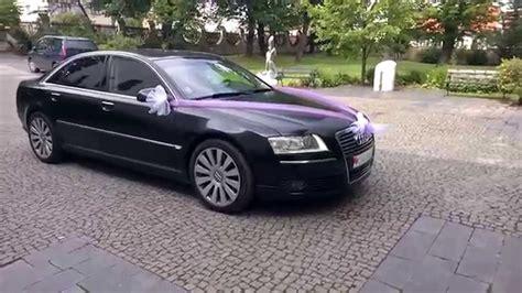 Audi A8 Matt by Audi A8 V8 4 2 2006 Black Matt