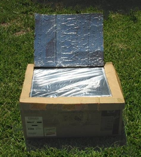 how to make a solar oven science fair project stuff to