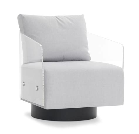 Lucy Clear Full Swivel Chair Available Online And In Clear Swivel Chair