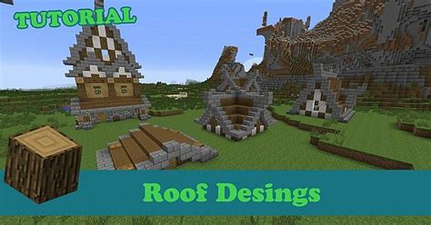 minecraft house roof designs tutorial minecraft roof designs pc ps4 xbox pe minecraft project
