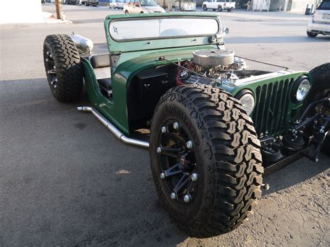 Jeep Rat Rods Rat Rod Jeep Cj 3 Jk Forum