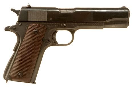 deactivated wwii production lend lease colt made
