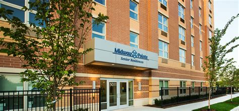 Apartments Chicago Midway Area Midway Pointe Luxurious Affordable Senior Apartments