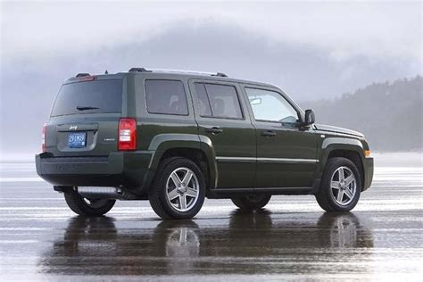 2008 jeep patriot used car review autotrader 2008 jeep patriot used car review autotrader