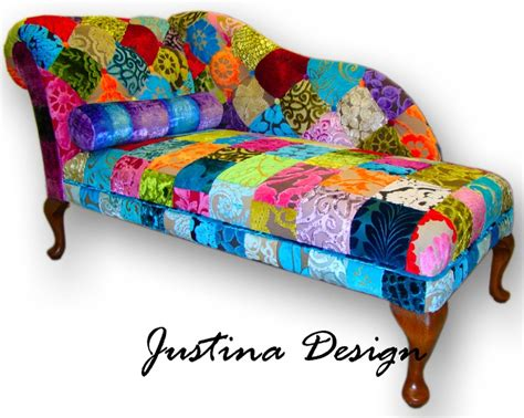 funky chaise lounge patchwork chaise lounge google search craft room