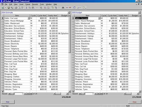 accounting budget template wallalaf personal monthly budget template